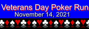 Veterans Day Poker Run